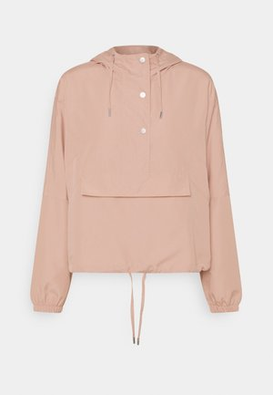 ONLCONNIE POCKET ANORAK - Cortaviento - misty rose