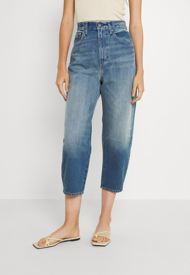 BARREL - Relaxed fit jeans - brook blue