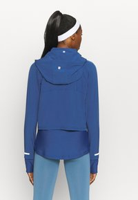 Sweaty Betty - FAST TRACK RUNNING - Sports jacket - blue quartz - 2