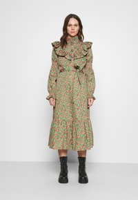 Notes du Nord - TILLA DRESS - Sukienka koszulowa - green - 0