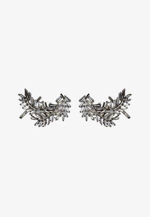 LEAF CLIMBER - Orecchini - silver