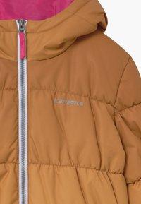 Icepeak - KIANA - Winter jacket - cognac - 2