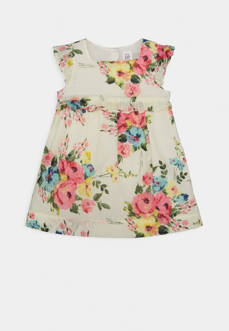 GAP - MULTI  - Cocktail dress / Party dress - ivory frost