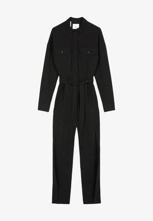 Jumpsuit - pure black