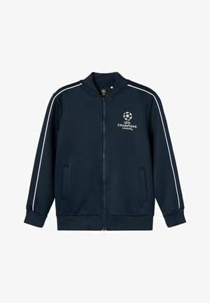 UEFA CHAMPIONS LEAGUE - Zip-up hoodie - dark sapphire