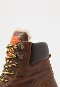 Hip - Lace-up ankle boots - chestnut - 2