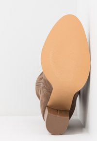 Glamorous Wide Fit - High Heel Stiefel - taupe - 6