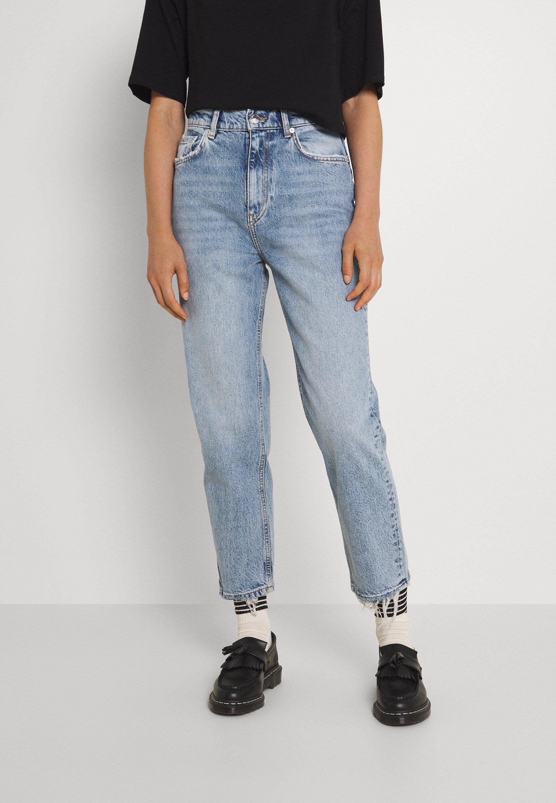 Women UNNI CROPPED - Straight leg jeans