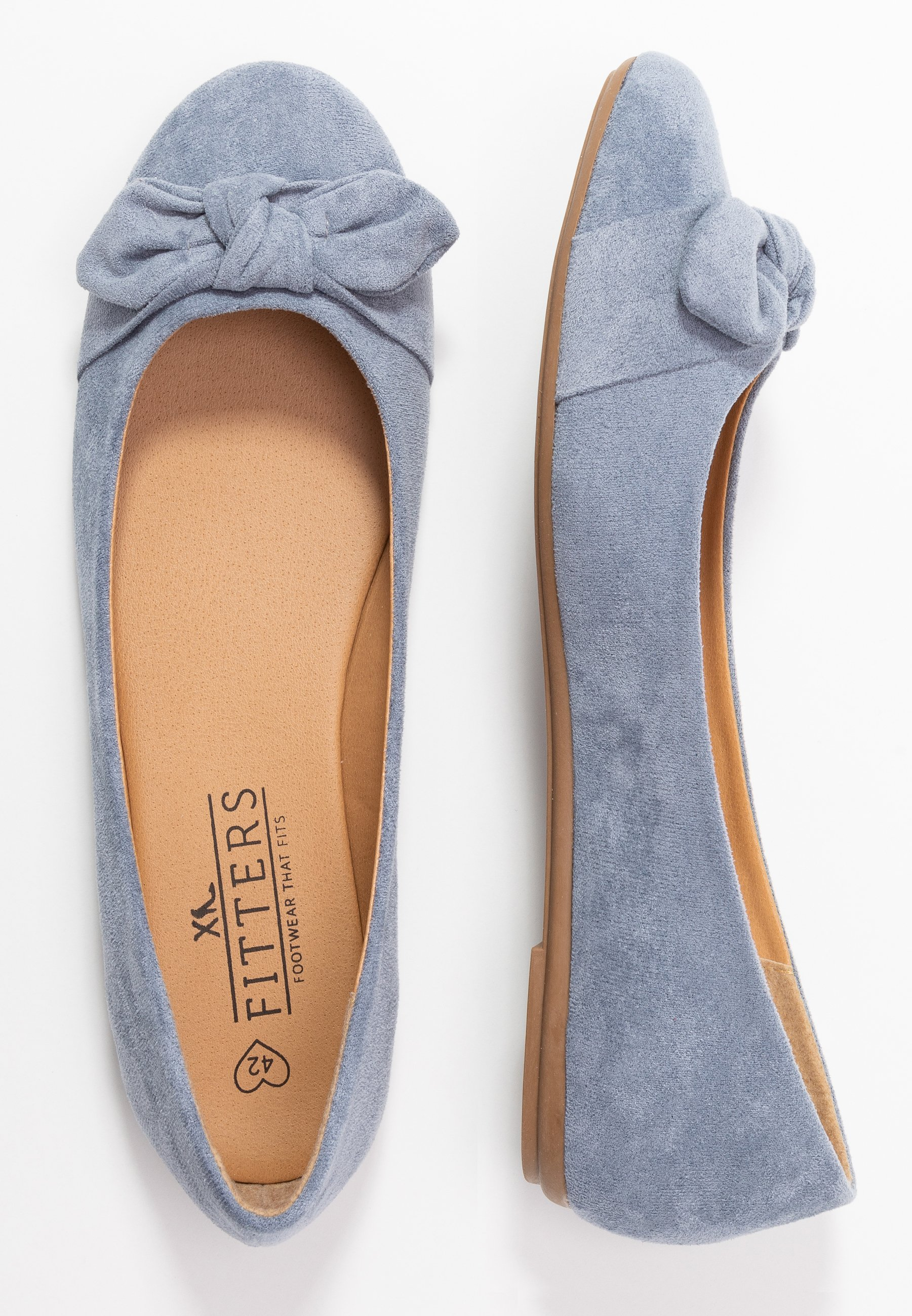 Fitters Claire - Ballerines Blue
