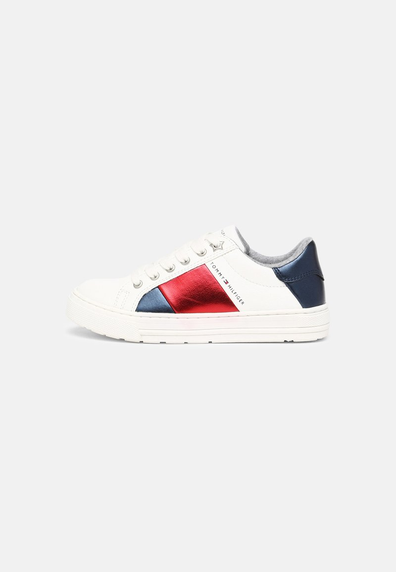Tommy Hilfiger - Sneakers basse - white/multicolor