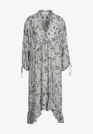 Maxi dress - whi white