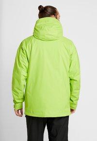 Patagonia - INSULATED SNOWSHOT - Skidjacka - peppergrass green - 2