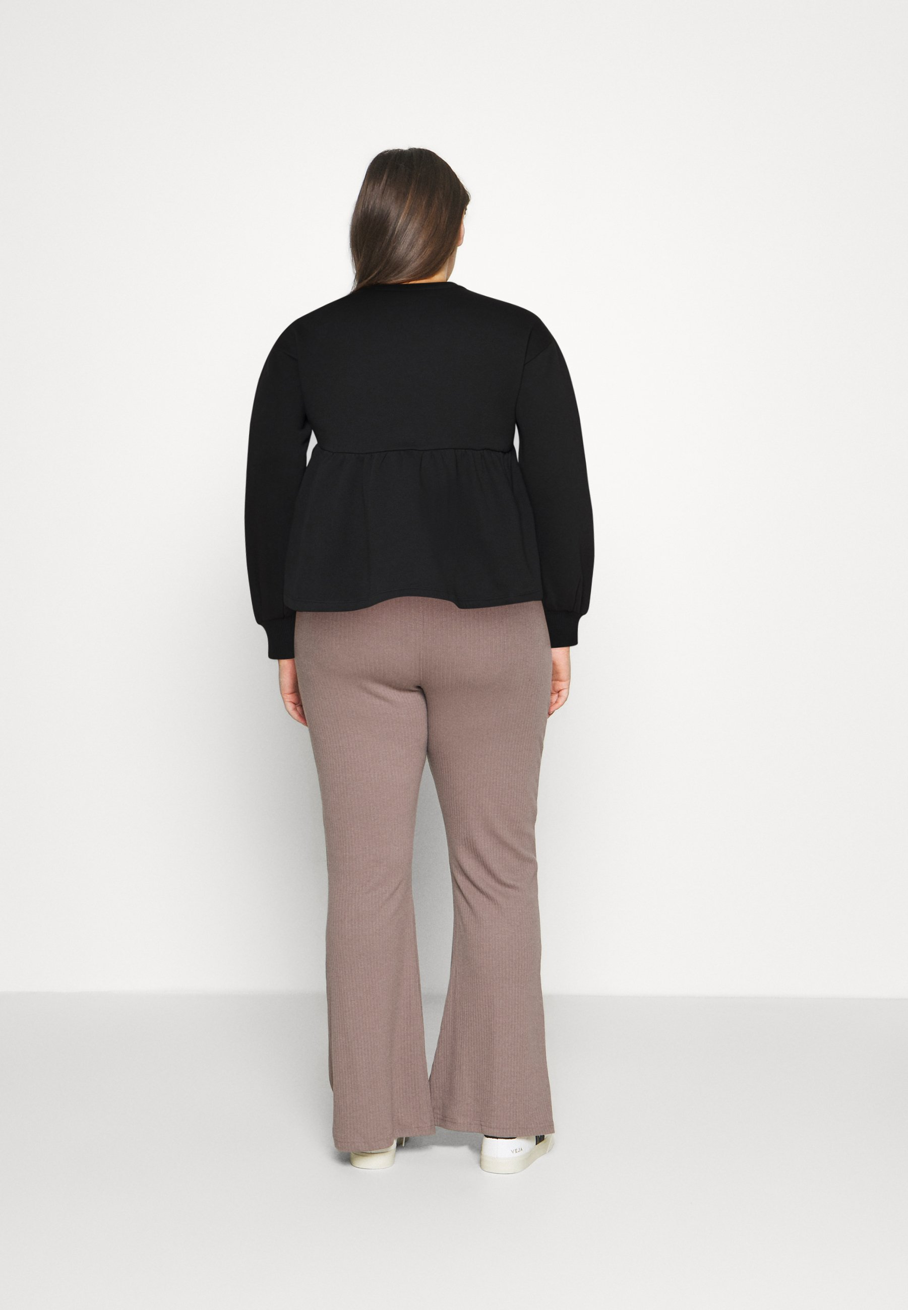 Women PEPLUM  - Sweatshirt