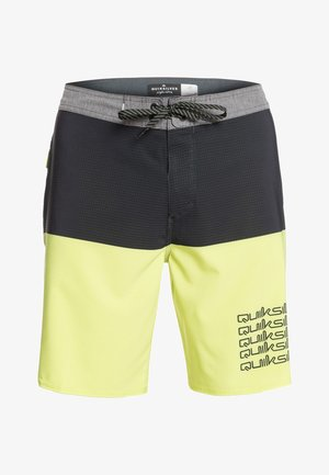 Swimming shorts - green glow