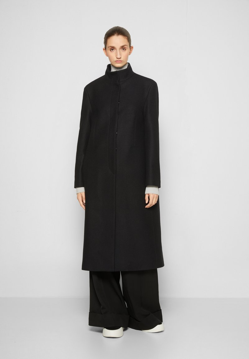 MM6 Maison Margiela - COAT - Classic coat - black