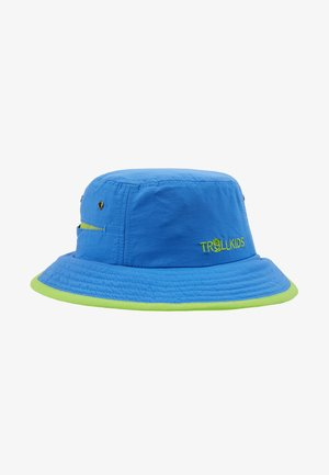 KIDS TROLLFJORD HAT - Hoed - medium blue/light green