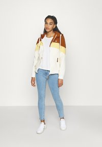 Ragwear - NUGGIE BLOCK - Summer jacket - cinnamon - 1