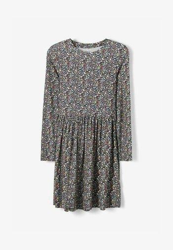 BLUMENPRINT - Robe d'été - dark sapphire