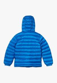 Calvin Klein Jeans - Bunda zprachového peří - blue - 1