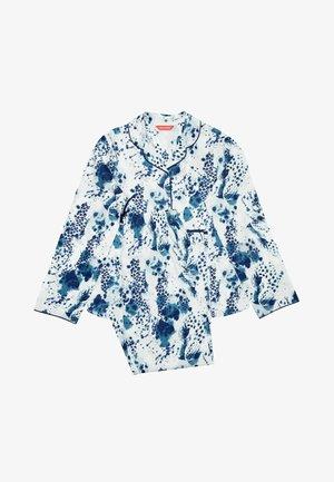 Sleep suit - leopard print