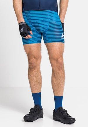 BOTTOM SHORT SUMMER SPLASH - Shorts - blue aster - estate blue