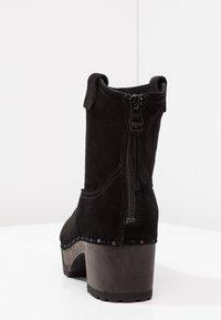 Softclox - INKEN - Platform ankle boots - bailey schwarz - 4
