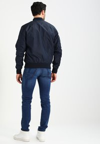 Alpha Industries - NASA REVERSIBLE II - Bomberjacka - blue - 2