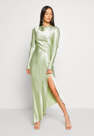 CREST MIDI DRESS - Occasion wear - peppermint