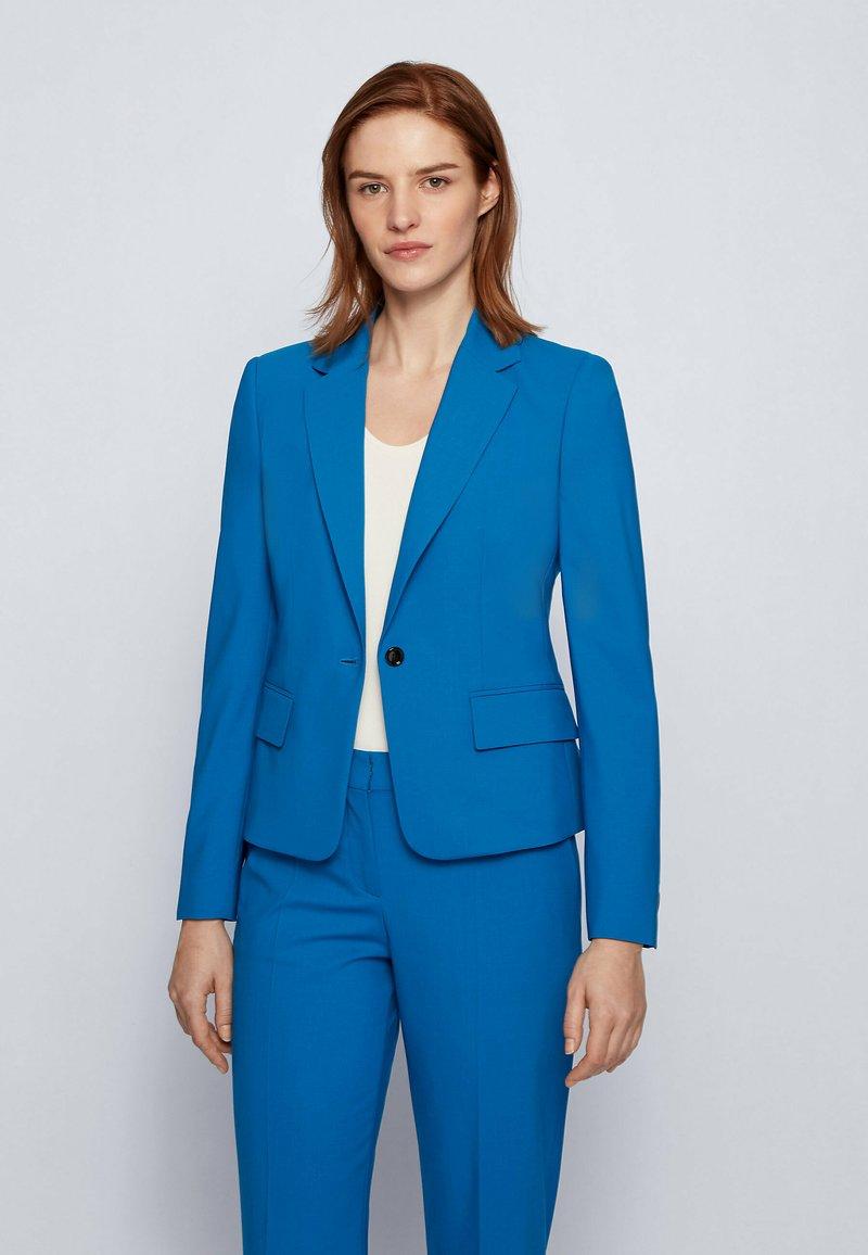 BOSS - JAYANA - Blazer - open blue