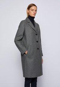 BOSS - Classic coat - grey - 0