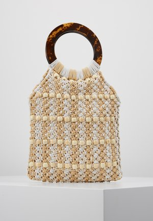 CARRIED AWAY CROCHET BAG - Beach accessory - multi