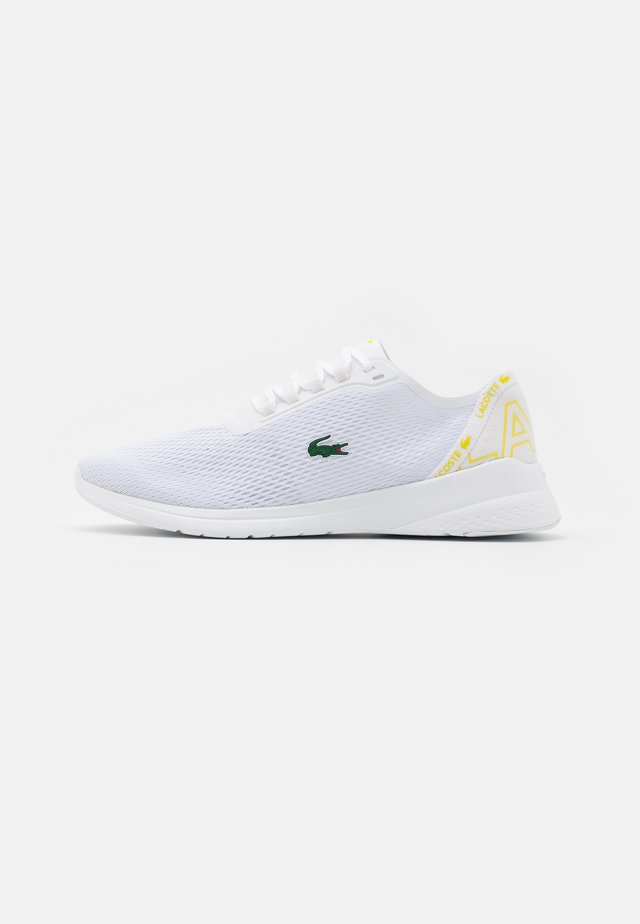 FIT - Sneakers laag - white/yellow