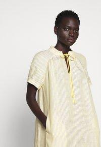 MAX&Co. - DILUIRE - Vestito estivo - sunshine yellow - 3