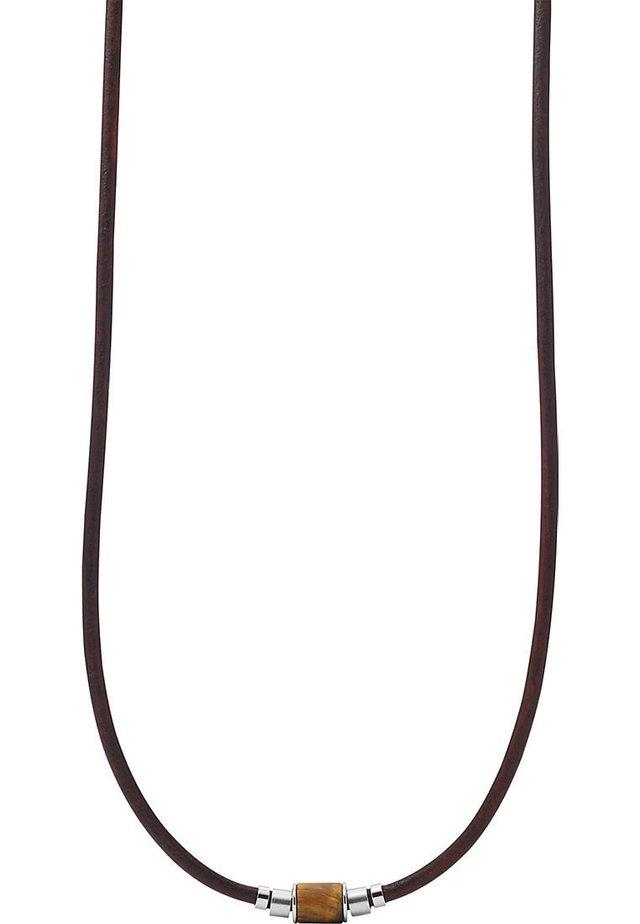 Kaulakoru - braun