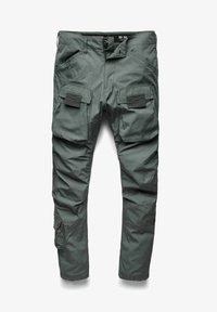 G-Star - STRAIGHT TAPERED  - Cargo trousers - graphite - 4