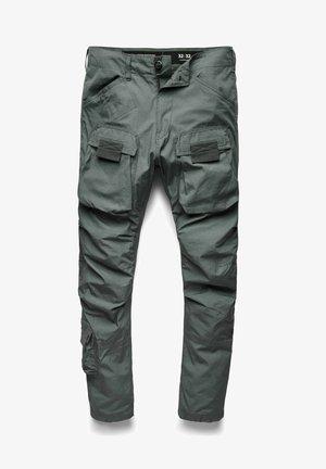 STRAIGHT TAPERED  - Pantaloni cargo - graphite