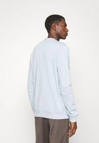 Les Deux - ENCORE LIGHT - Sweatshirt - dust blue/stone brown - 2