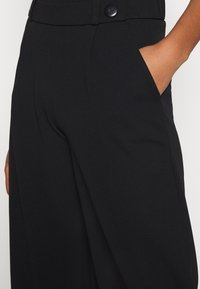 JDY - JDYGEGGO NEW LONG PANT - Pantalon classique - black - 5