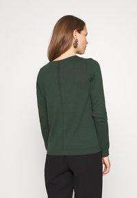 Esprit - Jumper - dark green - 2