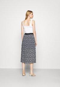 HUGO - RALISSY - A-line skirt - black - 2