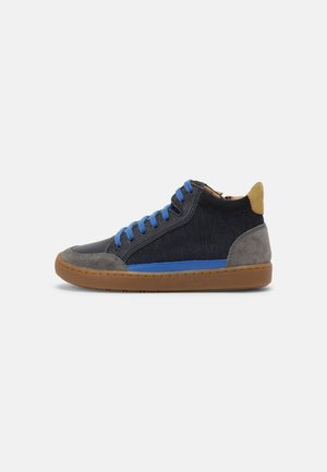 PLAY CONNECT - Stringate sportive - dark blue/navy/miel