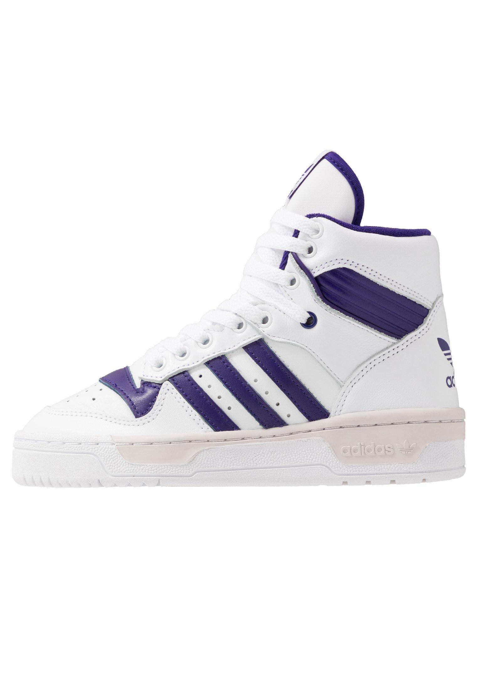 RIVALRY Sneaker high footwear whiteclear purplegrey one