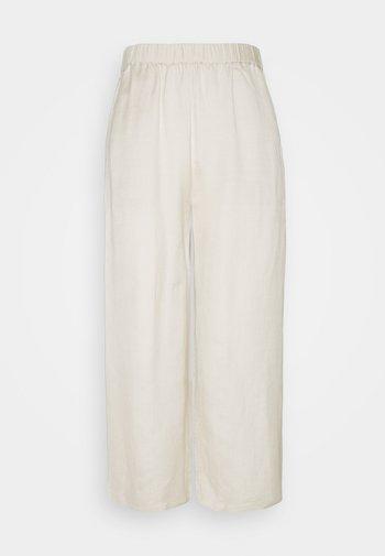NONA CULOTTE - Bukse - beige