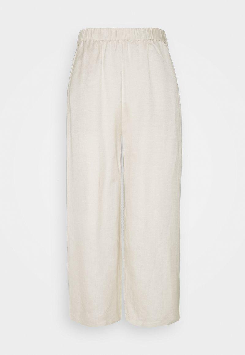 EDITED - NONA CULOTTE - Trousers - beige