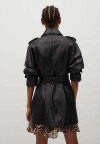 Mango - CLAUDIA - Krátký kabát - black - 2