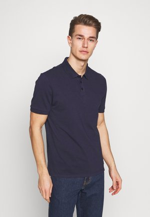 T-SHIRT KURZARM - Polo shirt - tender blu