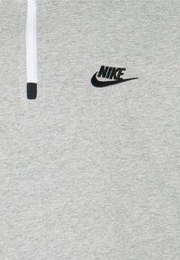 Nike Sportswear - Sweatshirt - grey heather/black - 6