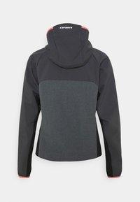 Icepeak - DECORAH - Soft shell jacket - granite - 1