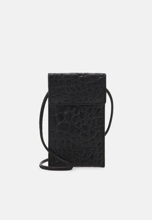 MOBILE POUCH - Phone case - black