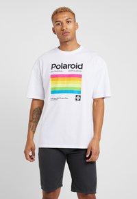 Revival Tee - POLAROID - T-Shirt print - white - 0